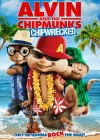 Alvin and the Chipmunks: Chipwrecked Cover