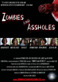Zombies and Assholes poster