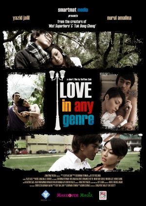 Love in Any Genre Poster