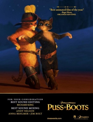Puss in Boots 461x600