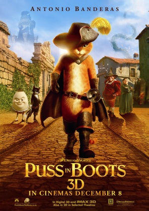 Puss in Boots 2480x3507