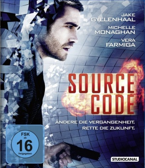 Source Code Blu-ray cover