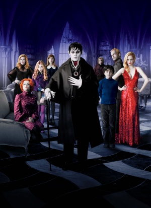 Dark Shadows Key art