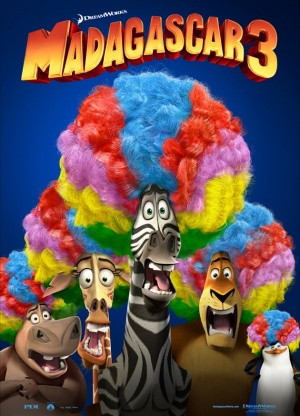 Madagascar 3: Europe's Most Wanted 630x874