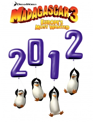 Madagascar 3: Europe's Most Wanted 3048x4000