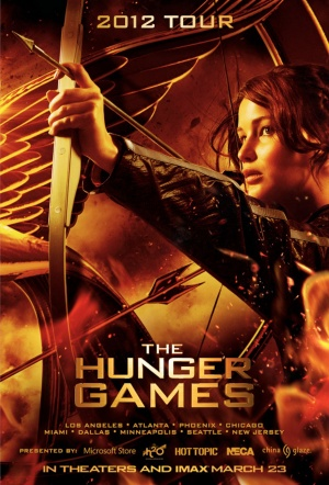 The Hunger Games 1200x1768