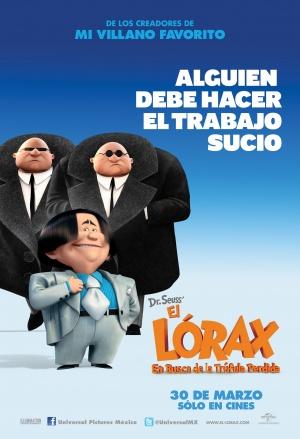 The Lorax 2051x3000