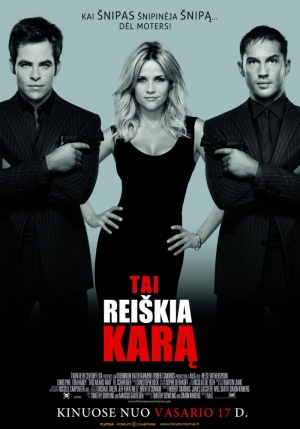 This Means War 700x1000