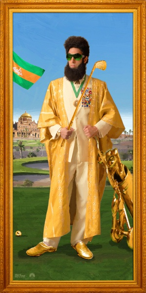 The Dictator Other