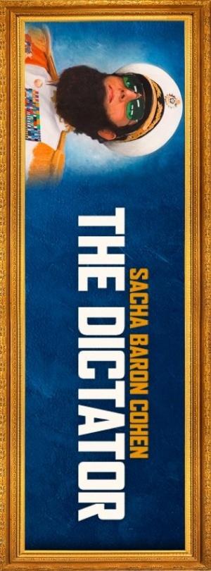 The Dictator 315x851