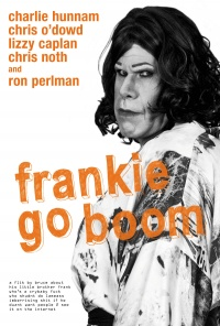 Frankie Go Boom poster