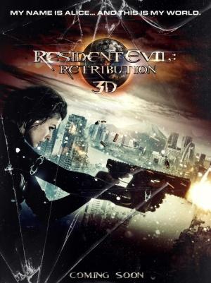 Resident Evil: Retribution 767x1024