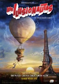 The Illusionauts poster