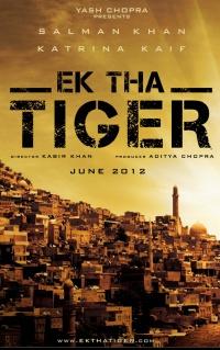Mission Liebe - Ek Tha Tiger poster