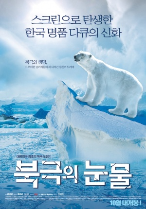 To the Arctic 3D Poster