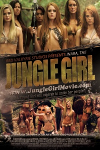 Inara, the Jungle Girl poster