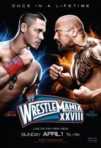 WrestleMania XXVIII poster
