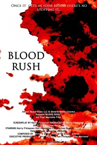 Blood Rush poster