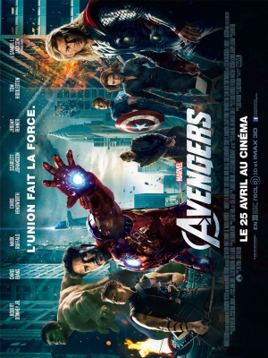 The Avengers 1000x1333