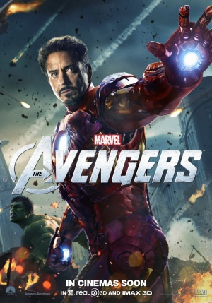 The Avengers 769x1100