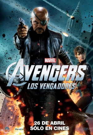 The Avengers 759x1100