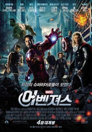 The Avengers 2000x2850