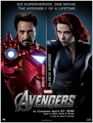 The Avengers 3000x3984