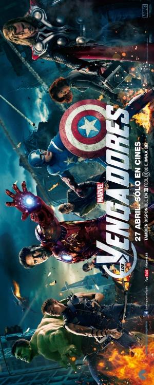 The Avengers 1181x2953