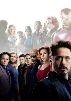 The Avengers 1446x2048