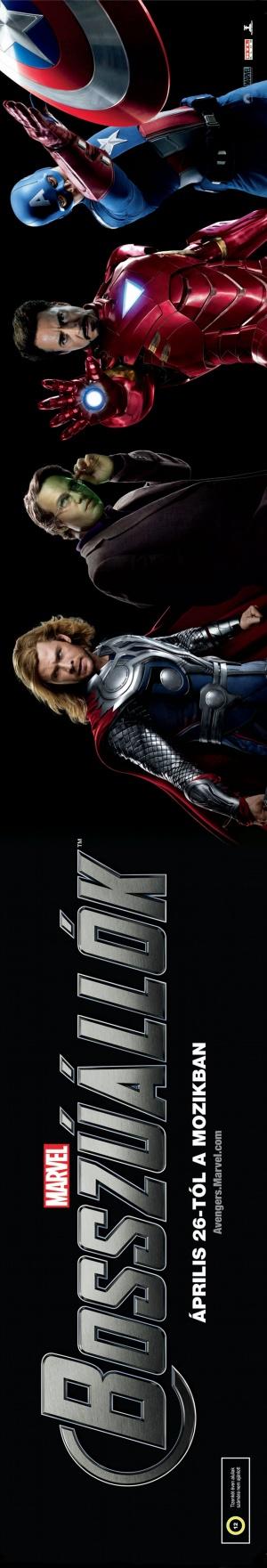The Avengers 852x5000