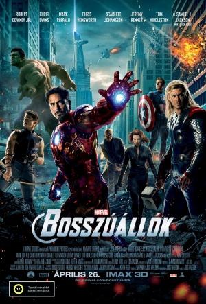 The Avengers 1387x2048