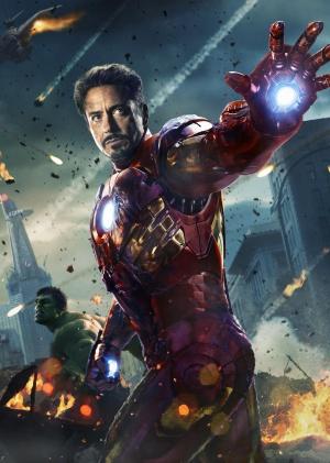 The Avengers 3566x5000