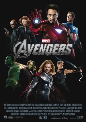 The Avengers 2327x3290