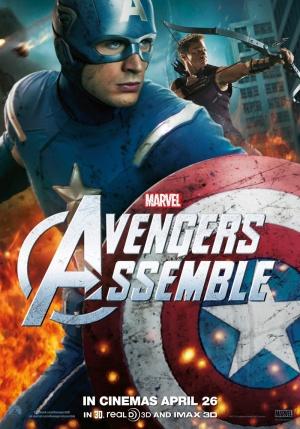 The Avengers 800x1144