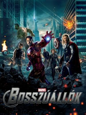 The Avengers 3750x5000
