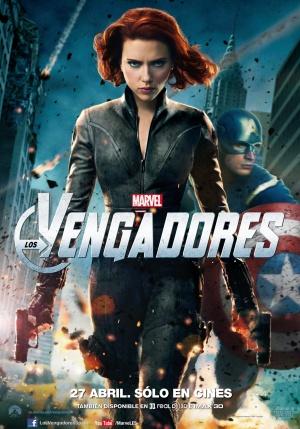 The Avengers 1181x1689