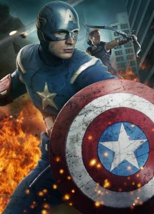 The Avengers 3587x5000