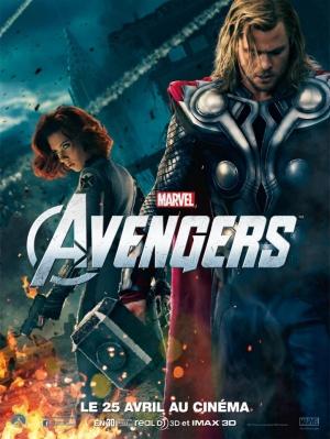 The Avengers 721x960