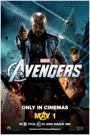 The Avengers 382x573