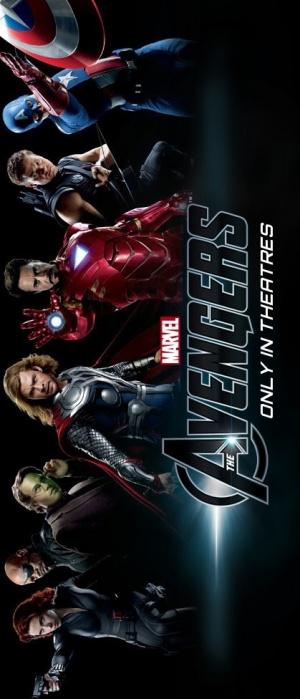 The Avengers 419x976