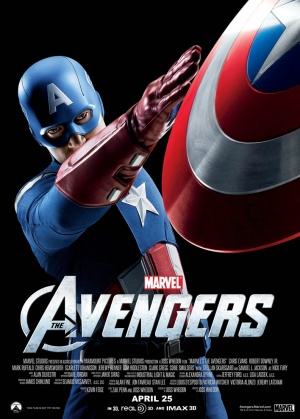 The Avengers 792x1105