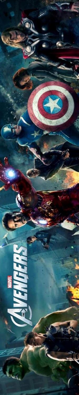 The Avengers 304x1503