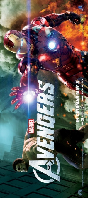 The Avengers 568x1276