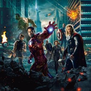 The Avengers 5000x5000