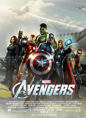 The Avengers 1100x1500