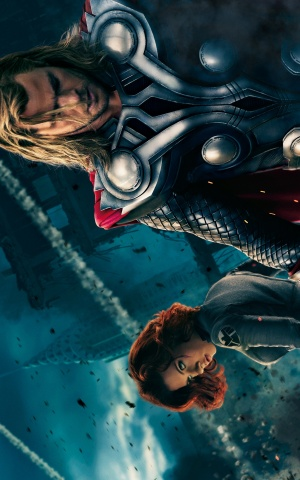 The Avengers 1200x1920