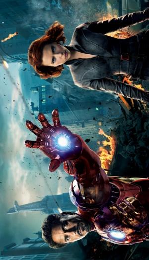 The Avengers 2869x5000