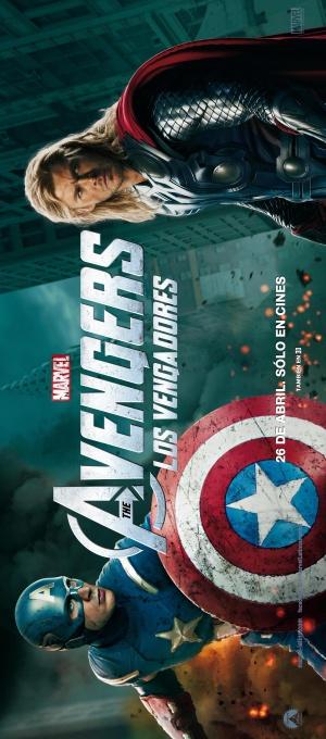 The Avengers 2206x5000