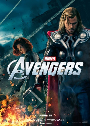 The Avengers 1352x1887