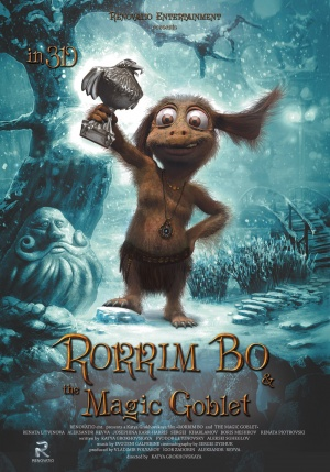 Rorrim Bo and the Magic Goblet Poster